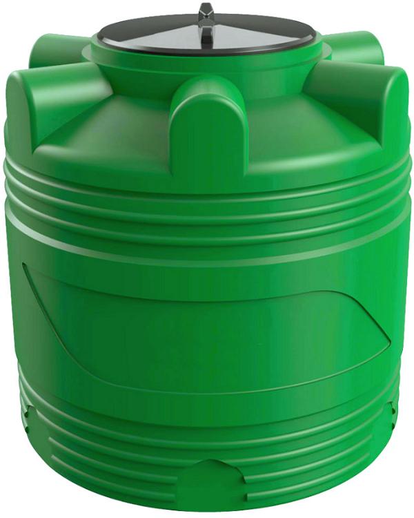 Цилиндрическая емкость V 200 литров