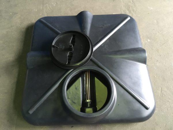 Душевой бак с подогревом 130 литров