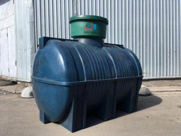 Подземная емкость D 3000 литров