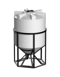 Емкость К 2000 литров в обрешетке