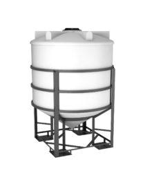 Емкость К 5000 литров в обрешетке